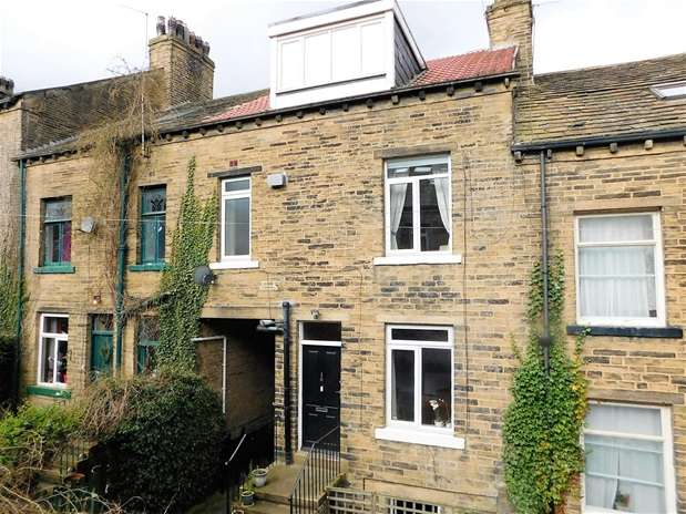 3 Bedrooms Terraced House for sale in Firth Road, Heaton, Bradford