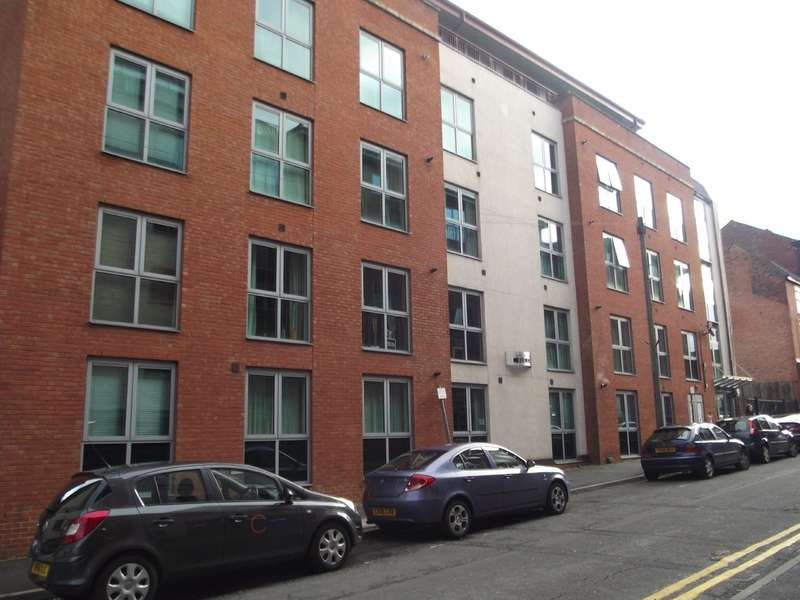 2 Bedrooms Apartment Flat for sale in Portland Square, Raleigh St