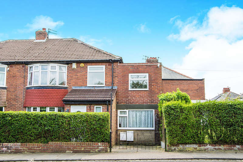 5 Bedrooms Semi Detached House for sale in Cumberland Walk, Newcastle Upon Tyne, NE7