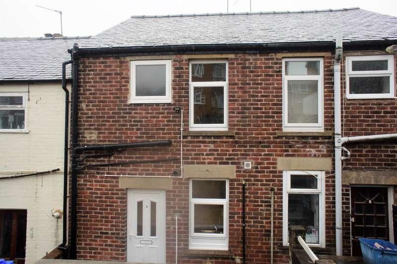 2 Bedrooms Terraced House for sale in Viola Bank, Stocksbridge, Sheffield, S36 1FZ
