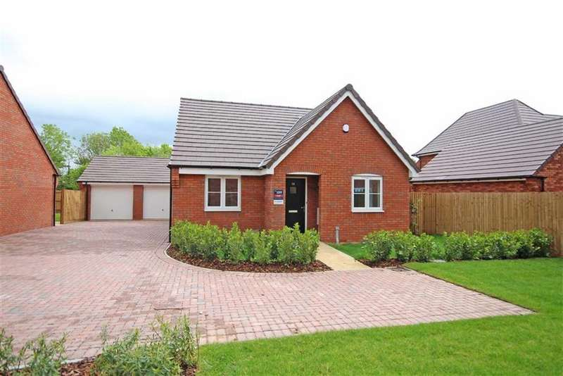 2 Bedrooms Detached Bungalow for sale in Plot 129, Stoke Orchard, Cheltenham, GL52