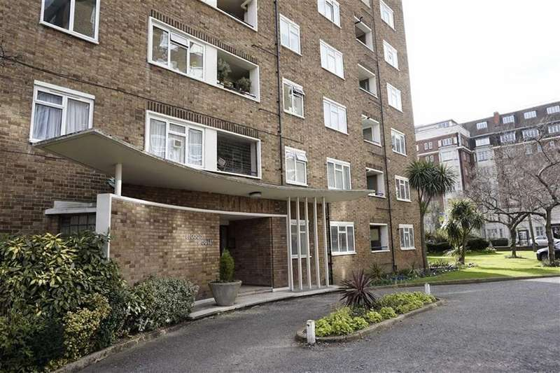 2 Bedrooms Flat for sale in Elgood House, Wellington Road, London