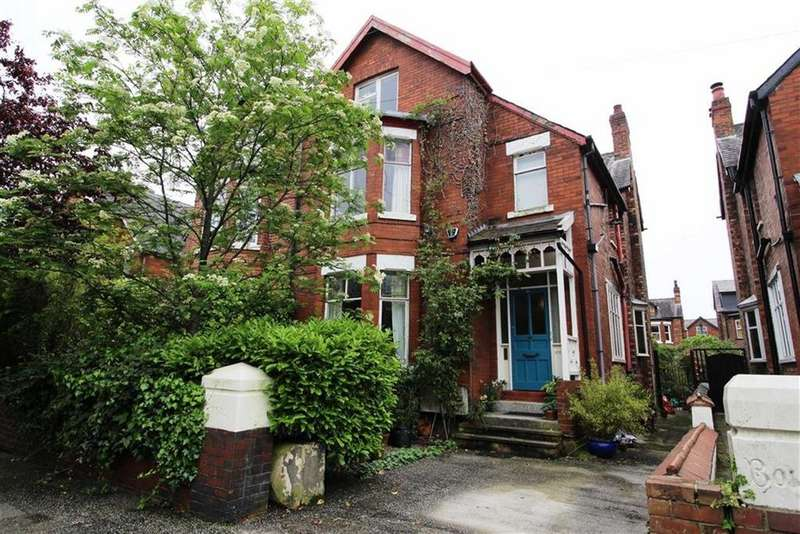 5 Bedrooms Semi Detached House for sale in Ellesmere Road, Chorlton