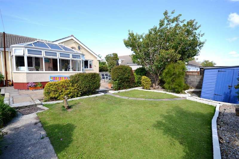 3 Bedrooms Detached Bungalow for sale in Imble Close, Pembroke Dock