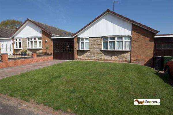 2 Bedrooms Bungalow for sale in Blenheim Road, Willenhall