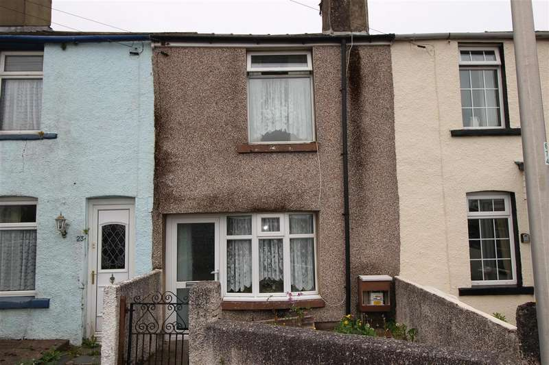 2 Bedrooms Terraced House for sale in Silverdale Street, HAVERIGG