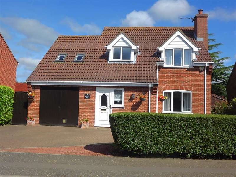 3 Bedrooms House for sale in The Street, Halvergate