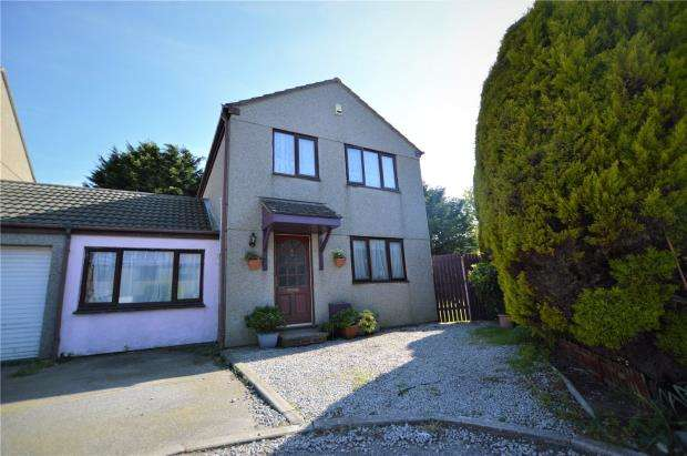 3 Bedrooms Semi Detached House for sale in Trevarnon Close, Connor Downs, Hayle