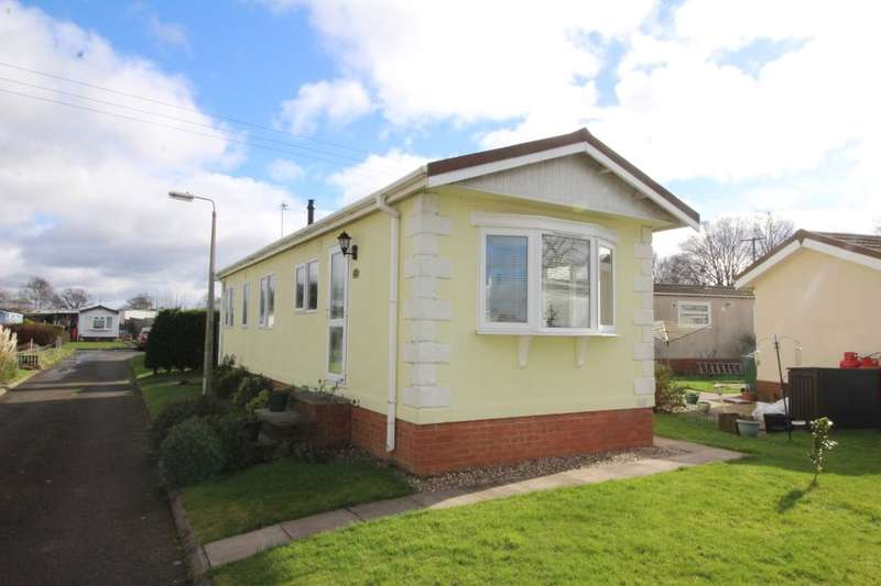 2 Bedrooms Detached Bungalow for sale in St. James Park New Road, Featherstone, Wolverhampton, WV10