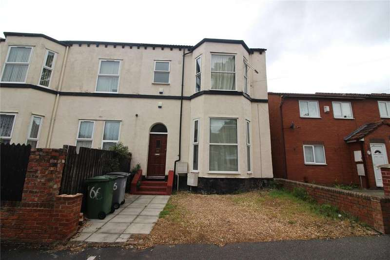 1 Bedroom Apartment Flat for sale in Chesnut Grove, Birkenhead, Merseyside, CH42
