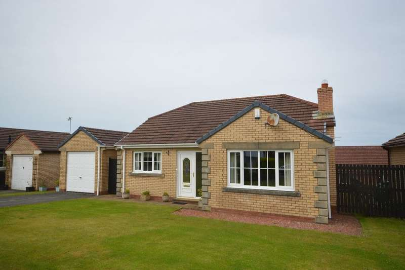 2 Bedrooms Detached Bungalow for sale in Ruskin Close, High Harrington, Workington, CA14