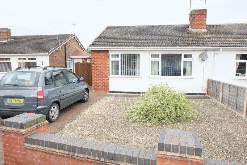 2 Bedrooms Semi Detached Bungalow for sale in The Grove, Stourport-On-Severn DY13 9NJ