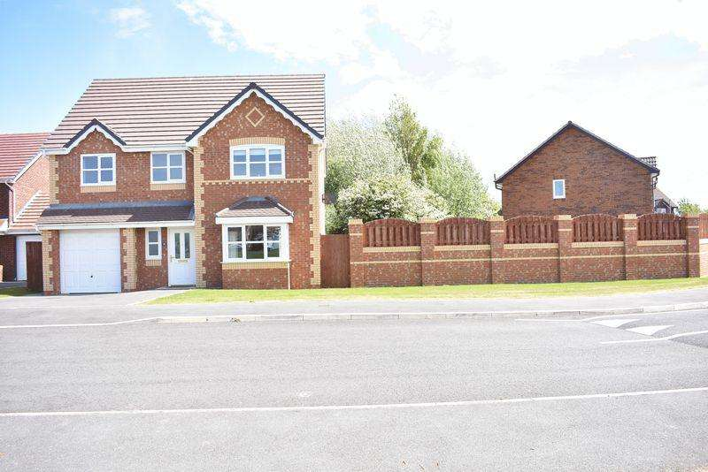 4 Bedrooms Detached House for sale in Lon Olwen, Kinmel Bay