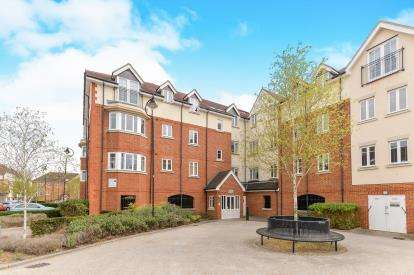 2 Bedrooms Flat for sale in William Ransom Way, Hitchin, Hertfordshire, England