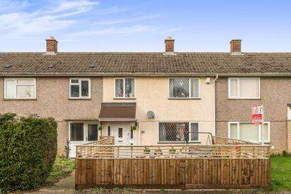3 Bedrooms Terraced House for sale in Cotman Close, Abingdon, Oxfordshire, Oxon