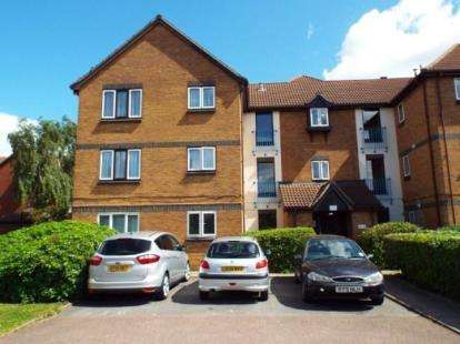 1 Bedroom Flat for sale in Swaythling Close, London