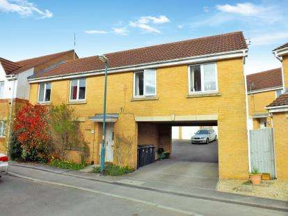 2 Bedrooms Semi Detached House for sale in Julius Close, Emersons Green, Bristol, Gloucestershire