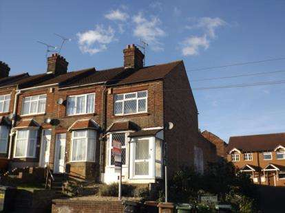2 Bedrooms End Of Terrace House for sale in Turners Road South, Luton, Bedfordshire