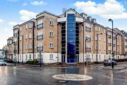 2 Bedrooms Flat for sale in Magnon Court, Lake St, Leighton Buzzard, Bedfordshire