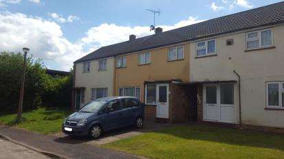 3 Bedrooms Terraced House for sale in Whaddon Way, Bletchley, Milton Keynes, Buckinghamshire