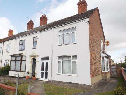 3 Bedrooms End Of Terrace House for sale in Fletton Avenue, Peterborough, Cambridgeshire