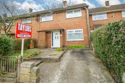 3 Bedrooms Terraced House for sale in Ball Road, Llanrumney, Cardiff