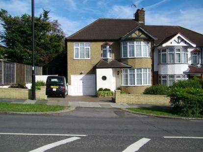 5 Bedrooms Semi Detached House for sale in Wilmer Way, Southgate, London