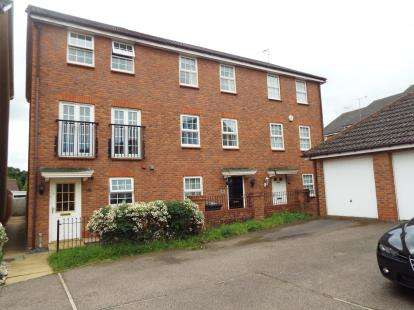3 Bedrooms End Of Terrace House for sale in Cleveland Way, Stevenage, Hertfordshire, England