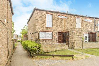 3 Bedrooms End Of Terrace House for sale in Ripon Road, Stevenage, Hertfordshire, England