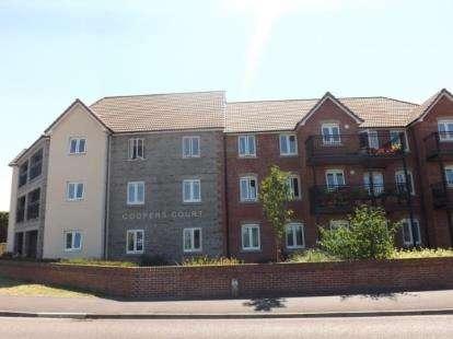 1 Bedroom Flat for sale in Coopers Court, Blue Cedar Close, Bristol, Gloucestershire