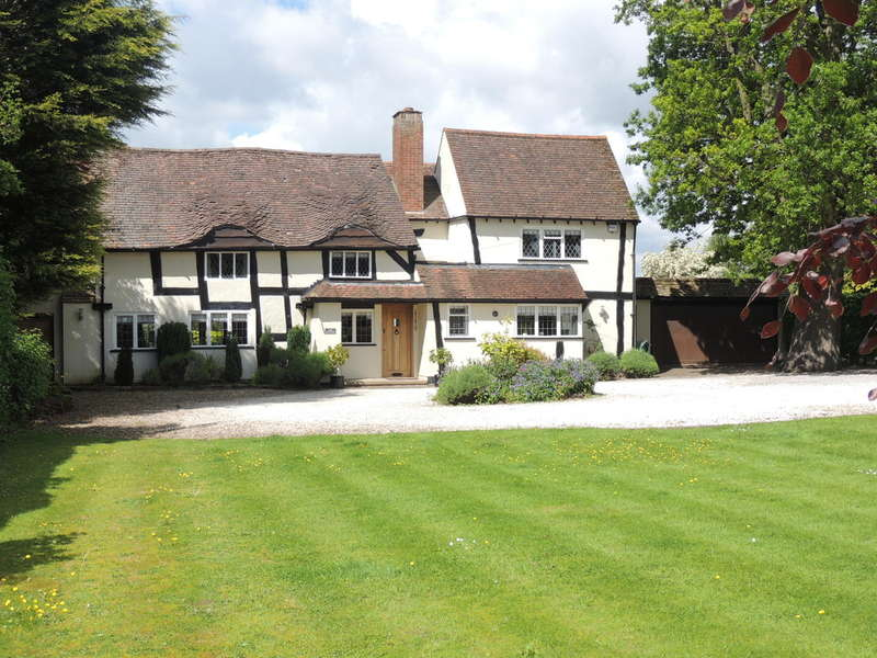 5 Bedrooms Cottage House for sale in Tilehouse Green Lane, Knowle, Solihull