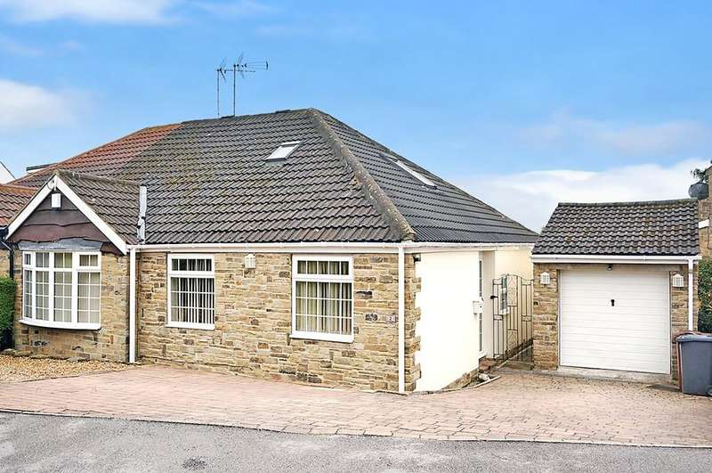 4 Bedrooms Semi Detached Bungalow for sale in The Close, East Keswick