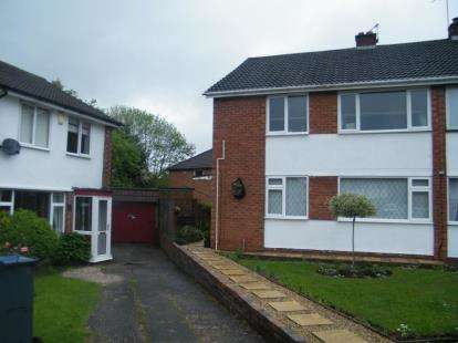 2 Bedrooms Flat for sale in Lazy Hill, Birmingham, West Midlands