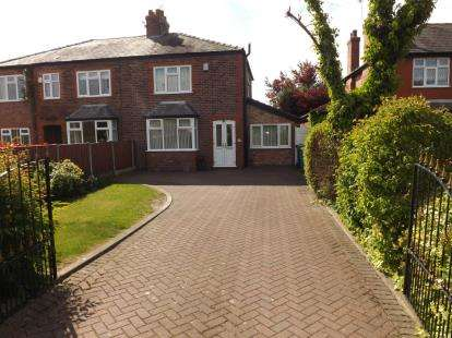 2 Bedrooms Semi Detached House for sale in Myddleton Lane, Winwick, Warrington, Cheshire