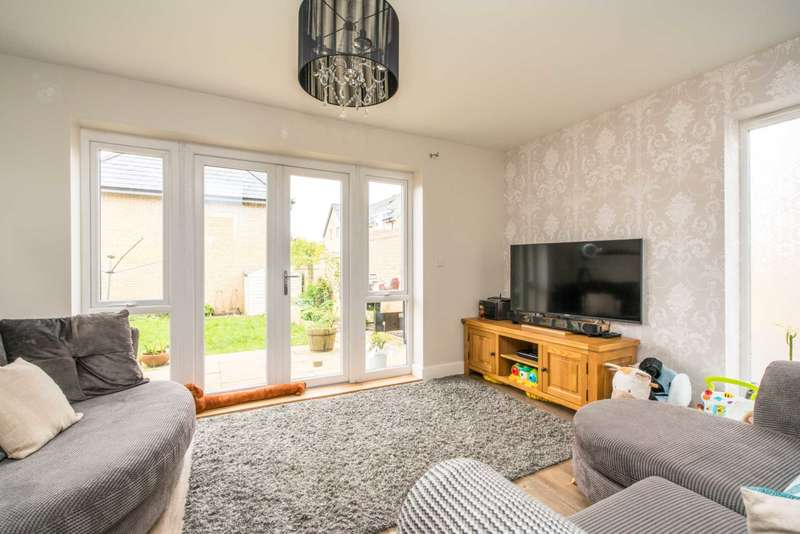 3 Bedrooms End Of Terrace House for sale in Leverstock Green, Hemel Hempstead