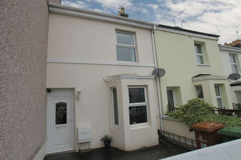 2 Bedrooms Terraced House for sale in Stenlake Terrace, Prince Rock, PL4 9JZ
