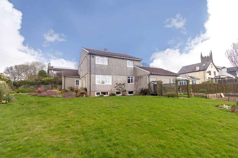 4 Bedrooms Detached House for sale in Church Lane, St Mellion, PL12 6RG