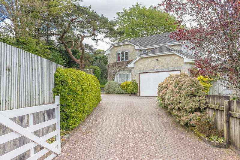 4 Bedrooms Detached House for sale in Isacombe Oaks, Kelly Bray, PL17 8EH