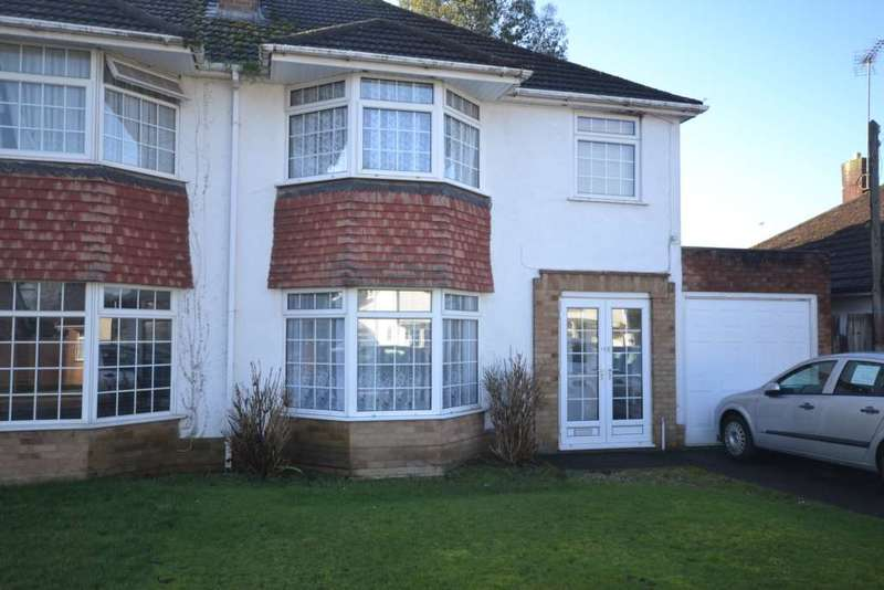 3 Bedrooms Terraced House for rent in Repton Road, Earley