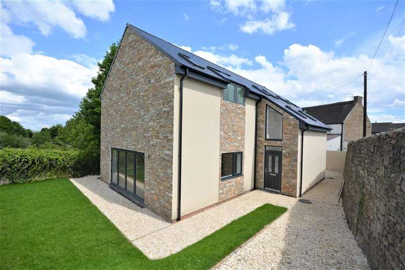 5 Bedrooms Detached House for sale in New House (Etherley-Edge Villa) South Road, High Etherley, DL14 0HY