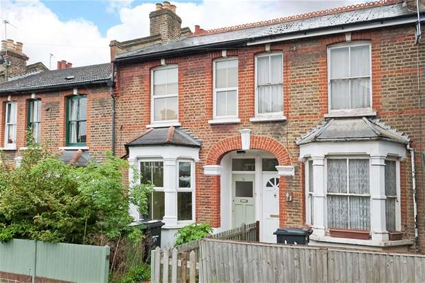 2 Bedrooms Terraced House for sale in Blythe Hill Lane, Catford