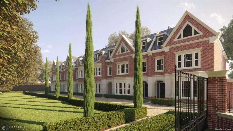 5 Bedrooms House for sale in Oatlands Court, St. Marys Road, KT13