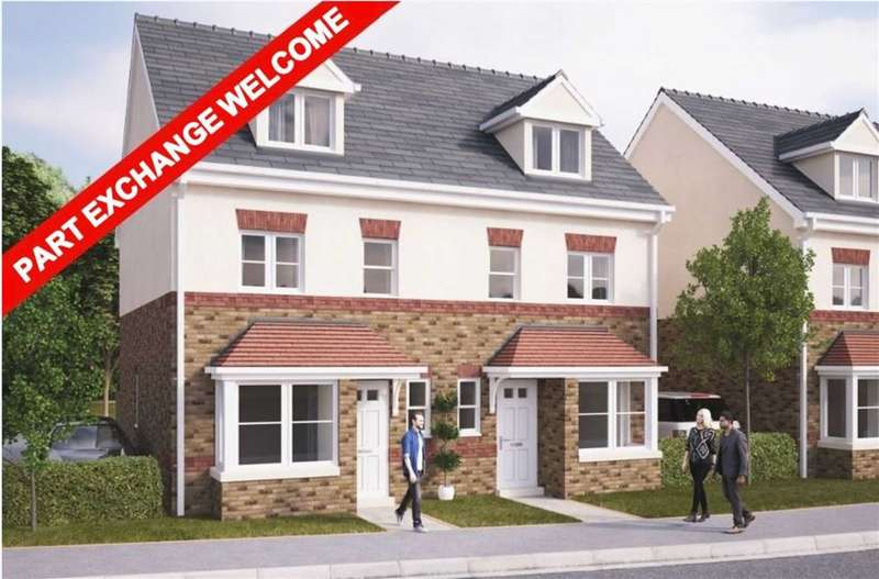 4 Bedrooms House for sale in Plot 10 Bamburgh Close, Barrow In Furness, Cumbria
