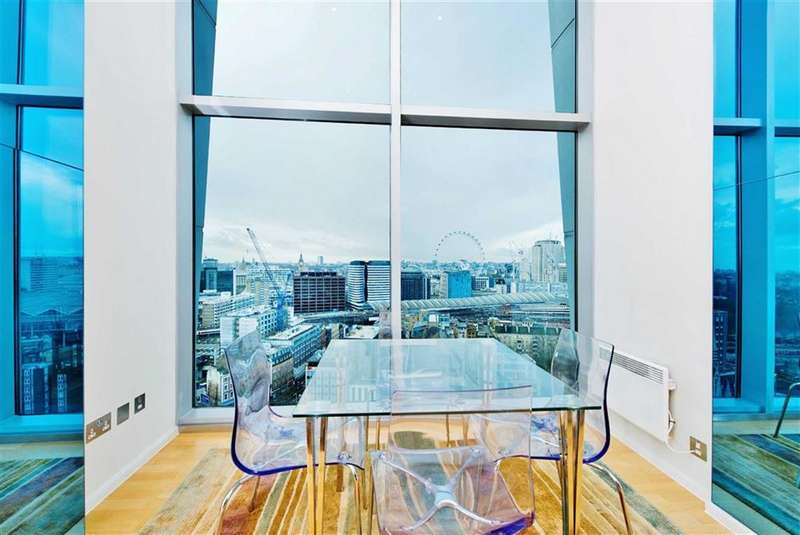 3 Bedrooms Apartment Flat for sale in The Perspective Building, South Bank, London