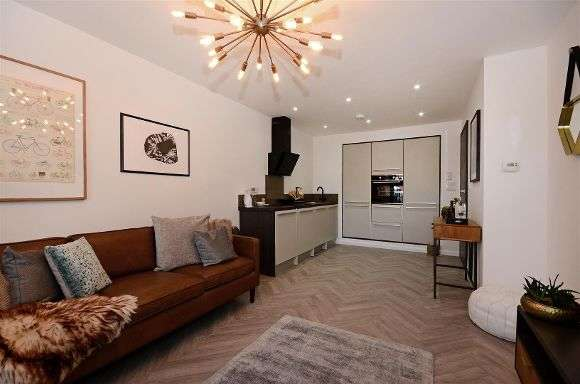 1 Bedroom Flat for sale in Cornish Steelworks, Kelham Island, Yorkshire, Sheffield