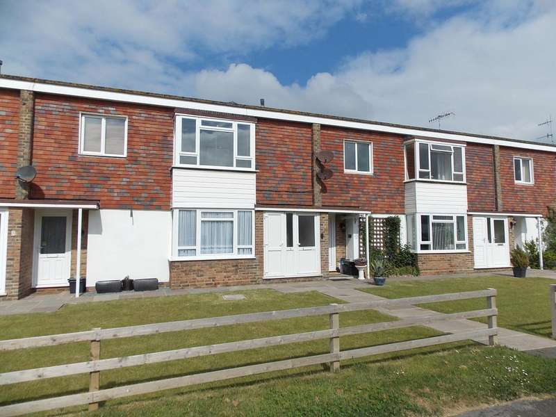 2 Bedrooms Flat for sale in Ambleside Court, Ambleside Avenue, Telscombe Cliffs, East Sussex