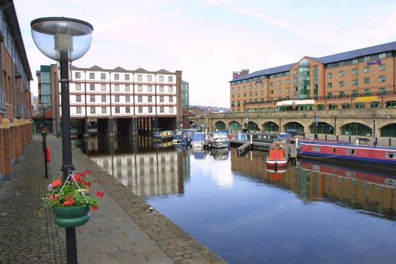 2 Bedrooms Apartment Flat for rent in Wharf Street, Victoria Quays, Sheffield, S2 5BY