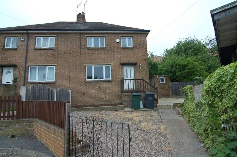 3 Bedrooms Semi Detached House for sale in Cumberland Road, Hoyland, BARNSLEY, South Yorkshire