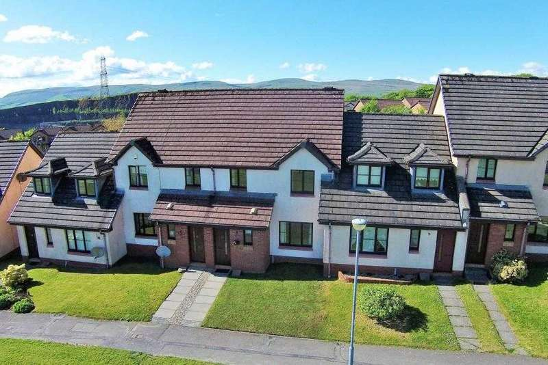 3 Bedrooms Terraced House for sale in Glen Rosa Gardens, Craigmarloch, Cumbernauld