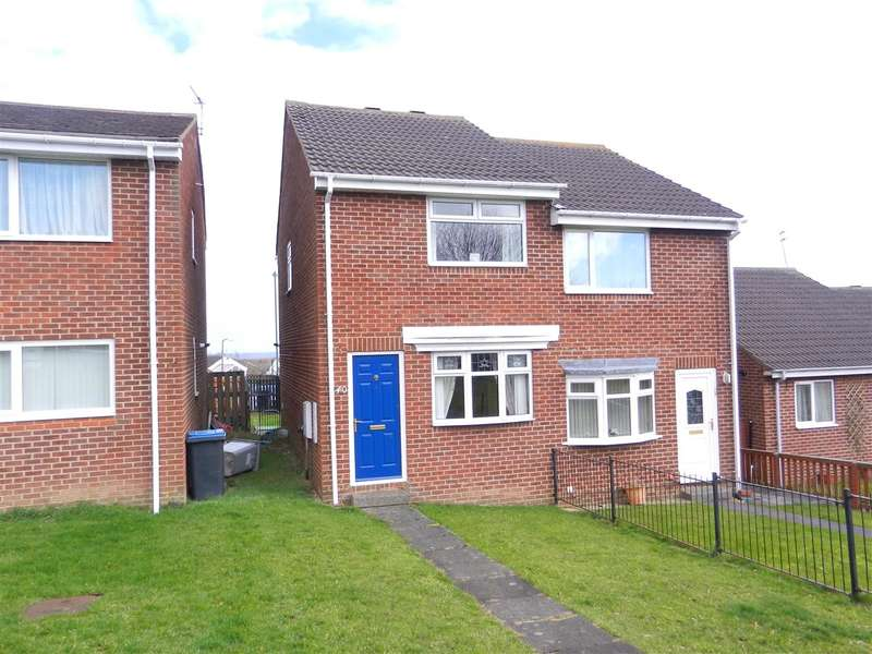 2 Bedrooms Semi Detached House for sale in Kinross Drive, Stanley